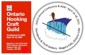 Ontario Hooking Craft Guild 2021 Annual Conference, AGM & Rug Show